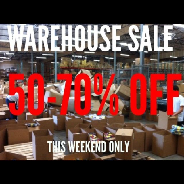 This Weekend Only: Warehouse SALE This Weekend (50-70% OFF Strideline Socks