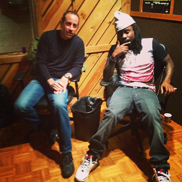 Wale vs. Jerry Seinfel... Bugs Bunny 8s Outfit